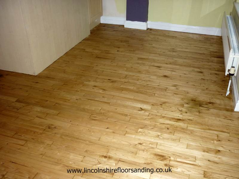 Rescue And Restoration Of An Oak Engineered Floor In
